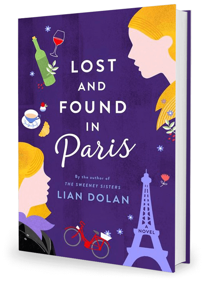 Lost and Found in Paris by Lian Dolan